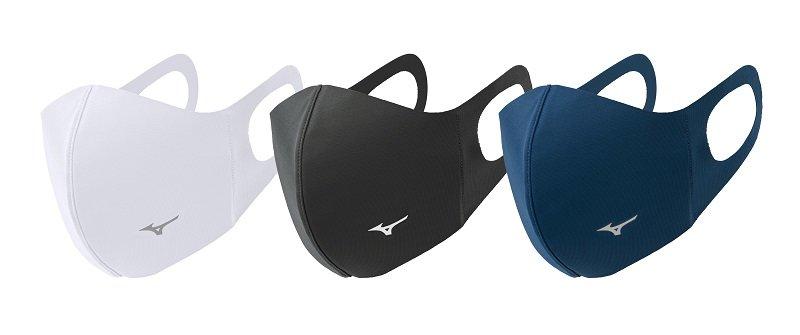 [ITmedia ビジネスオンライン] ミズノ、水着素材を使った冬用マスク発売 「吸湿」と「発熱」を実現