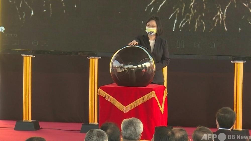 動画:台湾、潜水艦8隻の自主建造開始 高まる中国の脅威に対抗