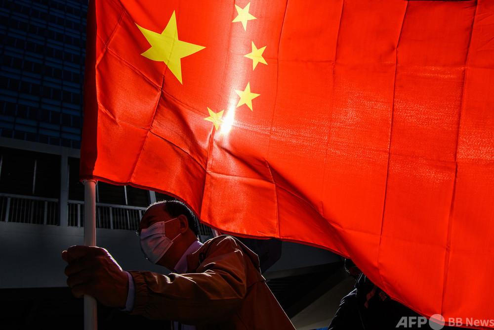 中国、台湾元教授にスパイ罪で懲役4年 国営テレビで「自白」