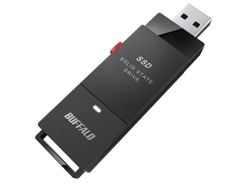 「USBメモリ」と「USBメモリ型SSD」は何が違うのか?