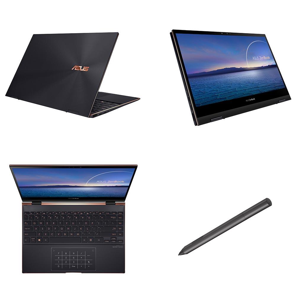 [ITmedia PC USER] ASUS、「ZenBook」「VivoBook」のラインアップを一新 第11世代Core採用の5製品を投入