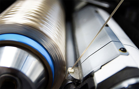 [ITmedia ビジネスオンライン] 世界初! 人工合成タンパク質素材を開発した「Spiber」の今