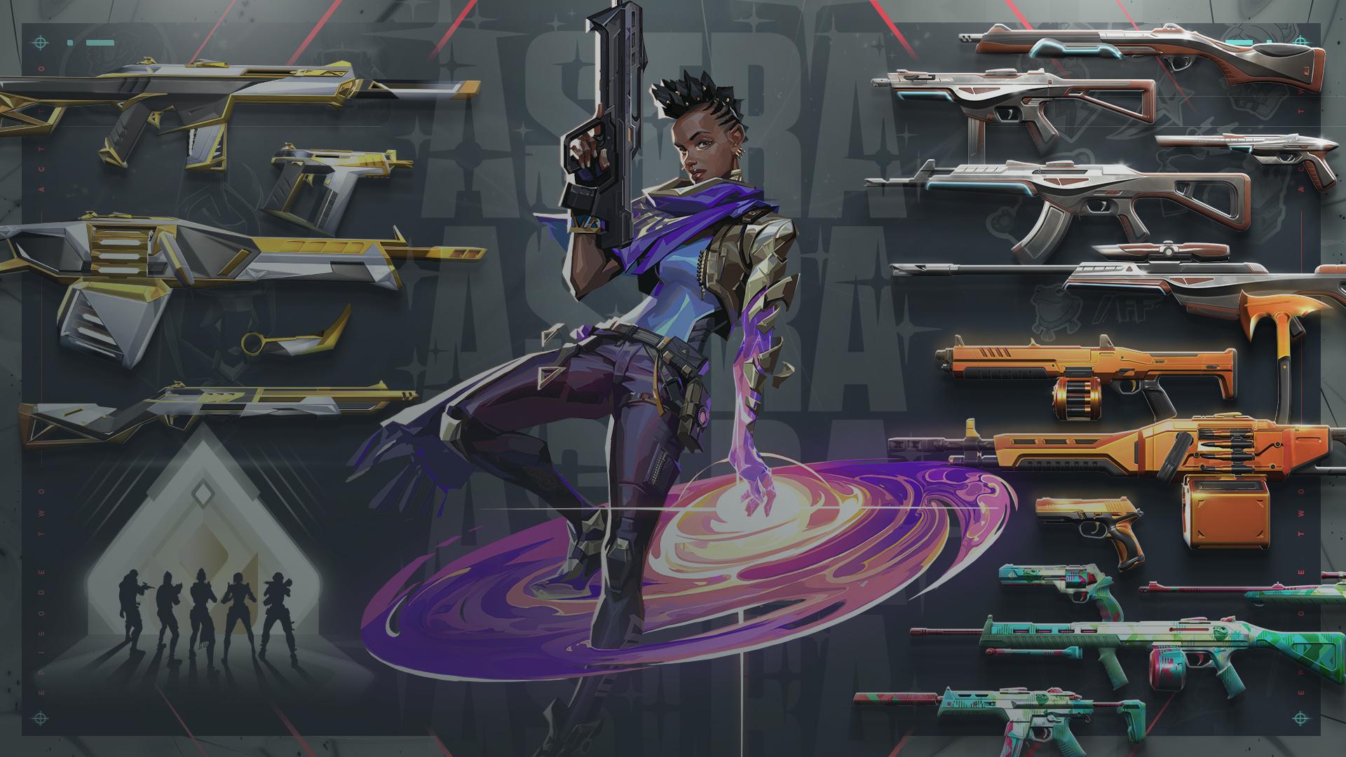 """「VALORANT」最新アップデート""""エピソード2 Act2""""が本日実装。宇宙の力を操る新エージェント""""アストラ""""のゲームプレイトレイラーも"""