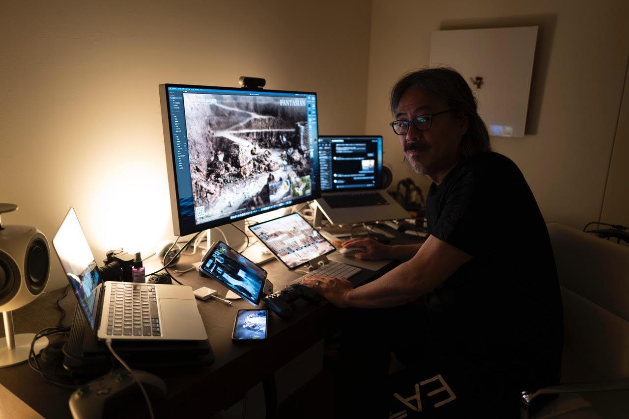 [ITmedia PC USER] 新しい映像体験を得られるジオラマRPGの「ファンタジアン」がApple Arcadeに登場間近!