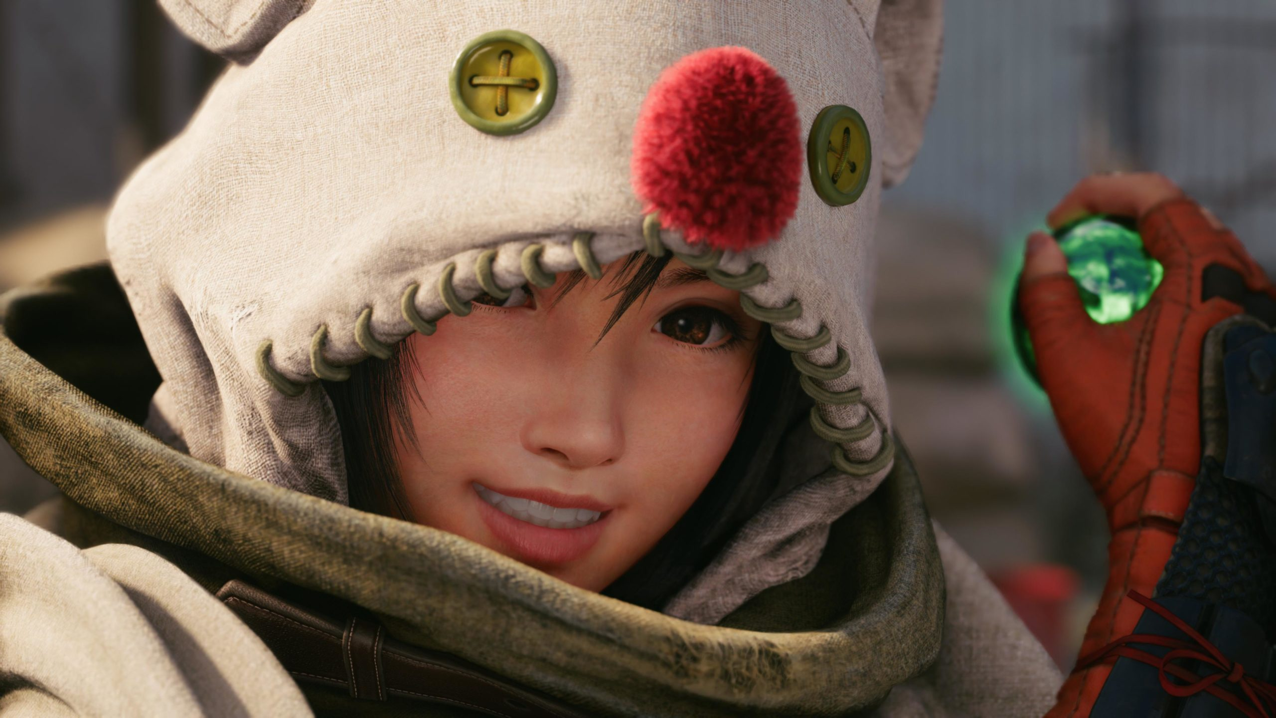 "「FFVII REMAKE INTERGRADE」,ユフィが登場する新規エピソードは2章構成で展開。新キャラクター""ソノン""の情報が公開に"