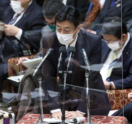 神戸でコロナ変異株が拡大 西村大臣「モニタリングを強化していく」