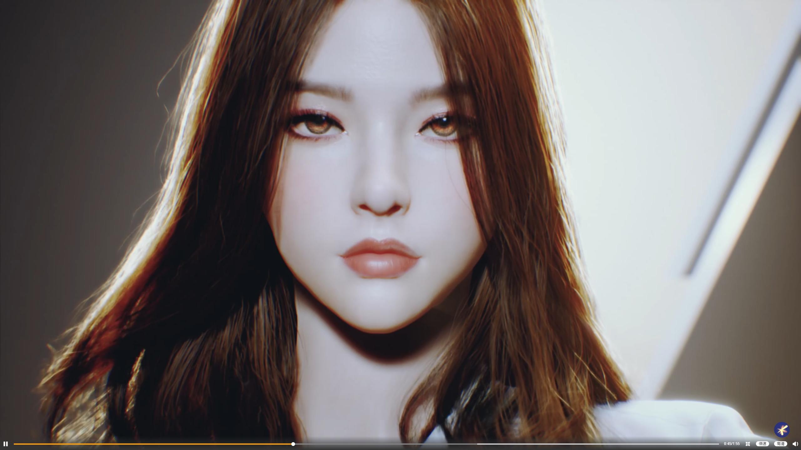 【やじうまPC Watch】髪の毛8万本の驚異。TencentがUnreal Engineでリアルタイム処理を実現