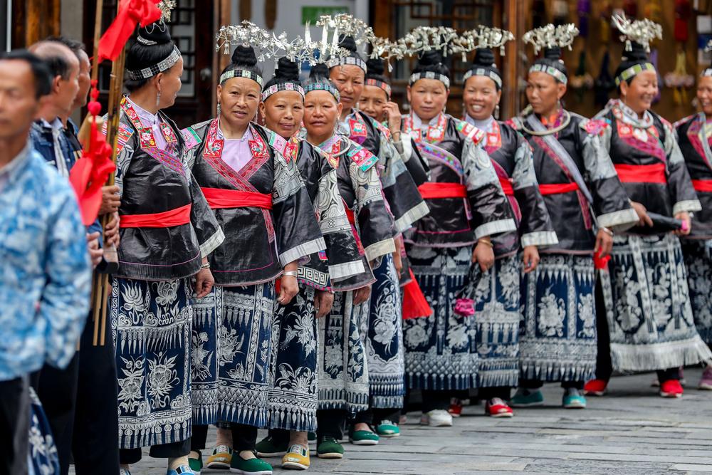 第2回中国丹寨無形文化遺産ウィークが開幕 貴州省