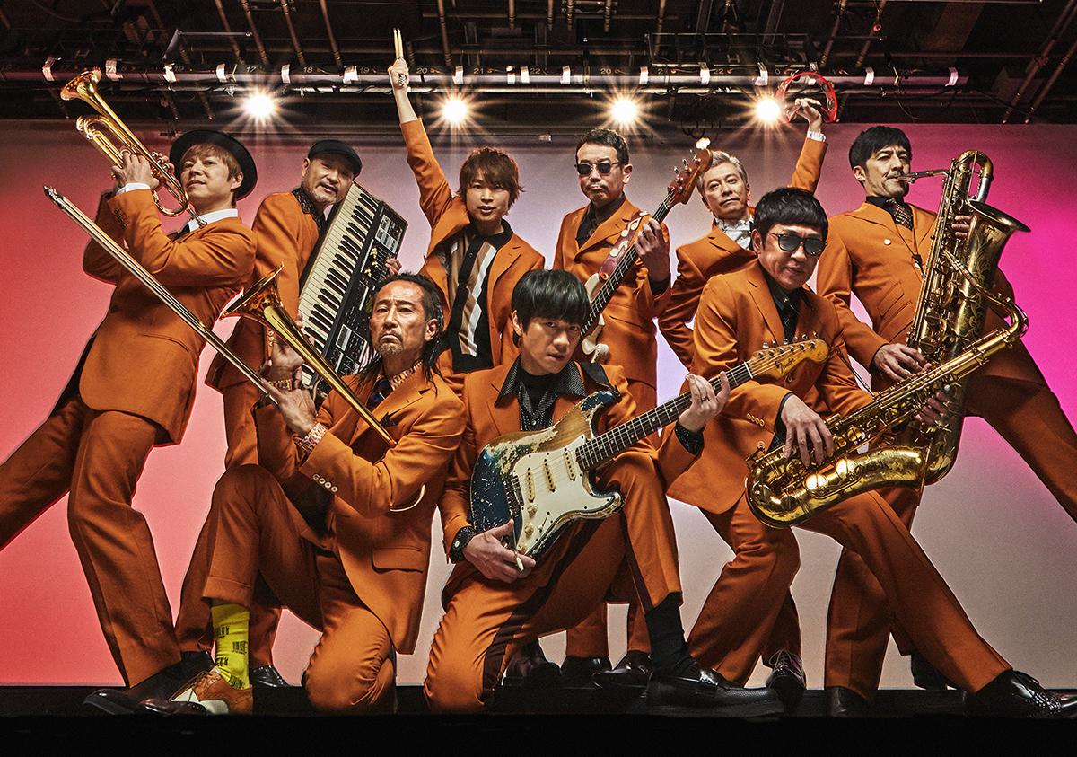 ムロツヨシをゲストボーカルに迎えたスカパラ最新曲「めでたしソング feat.ムロツヨシ」、FM802でラジオ初O.A.