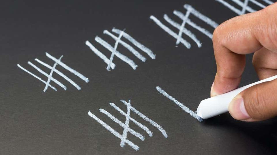 トレーニングをしながら正確にセット数を数える方法