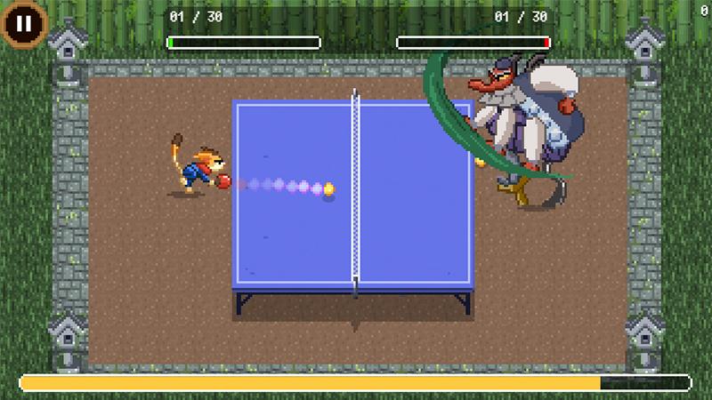 【やじうまPC Watch】7種のスポーツで天狗達と戦うRPG風ドット絵ゲーム。Googleが東京五輪にあわせて公開