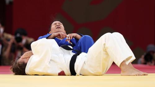 座右の銘は「死ぬこと以外かすり傷」渡名喜風南が日本メダル1号