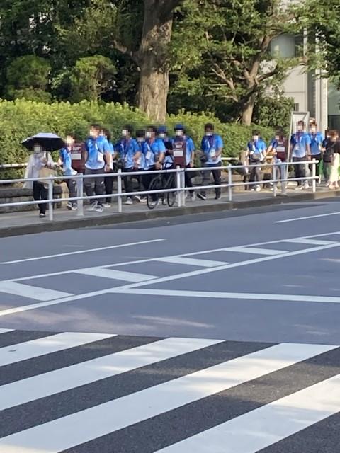 東京五輪の大会スタッフとしてアルバイトをする大学生が証言 杜撰な実態