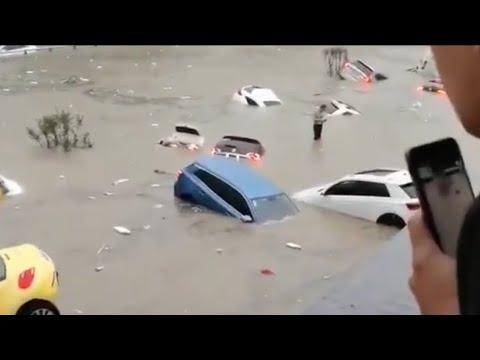 【動画】中国の洪水、やばいwwwwwwwwwwwwwwwww