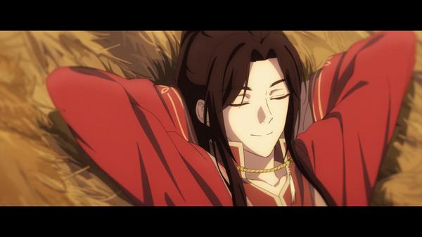 夏アニメ「天官賜福」謝憐(CV.神谷浩史)は牛車の荷台で1人の少年と乗り合わせ…第4話先行カット