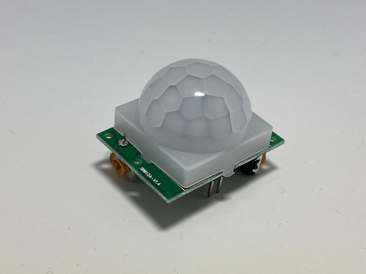 [ITmedia News] 550円の「Raspberry Pi Pico」でIoT その3:人感センサーを接続する