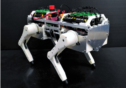 【朗報】ネコ型ロボット、リアルで開発中wwwwwwwwwwwww