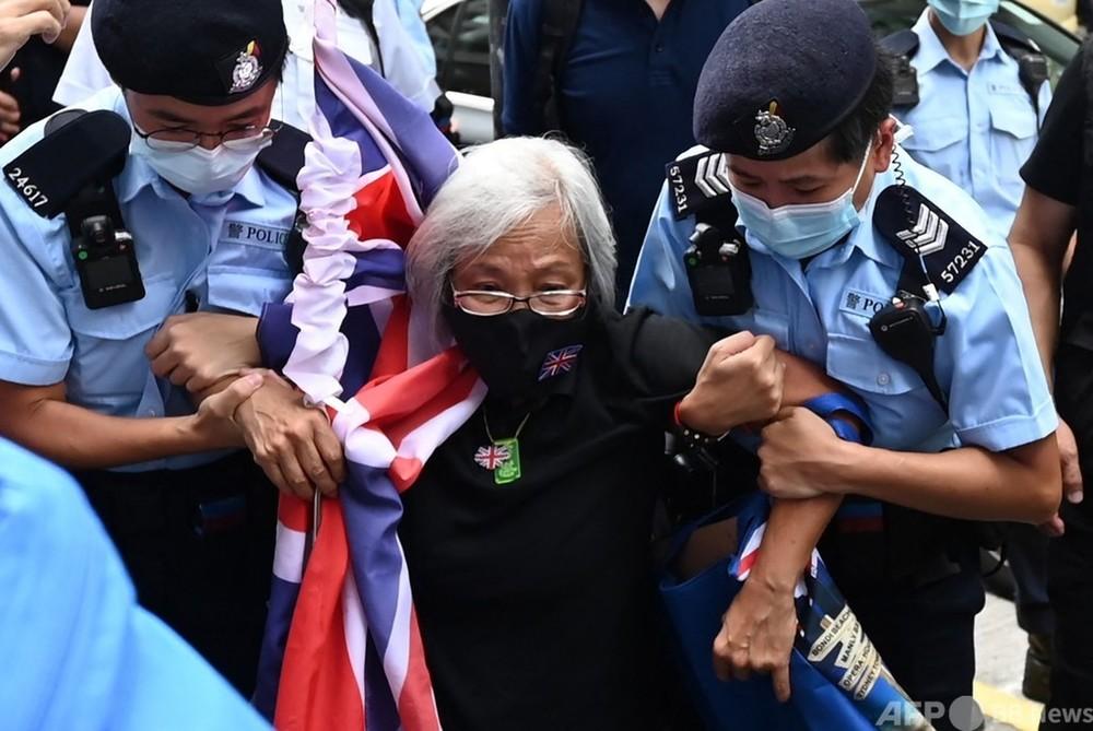 バイデン大統領、香港市民に保護措置 一時滞在を許可