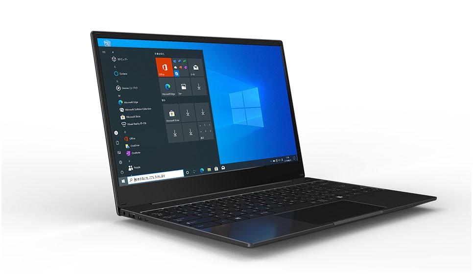 恵安、M.2 SSDを増設可能なWindows 10 Proノート