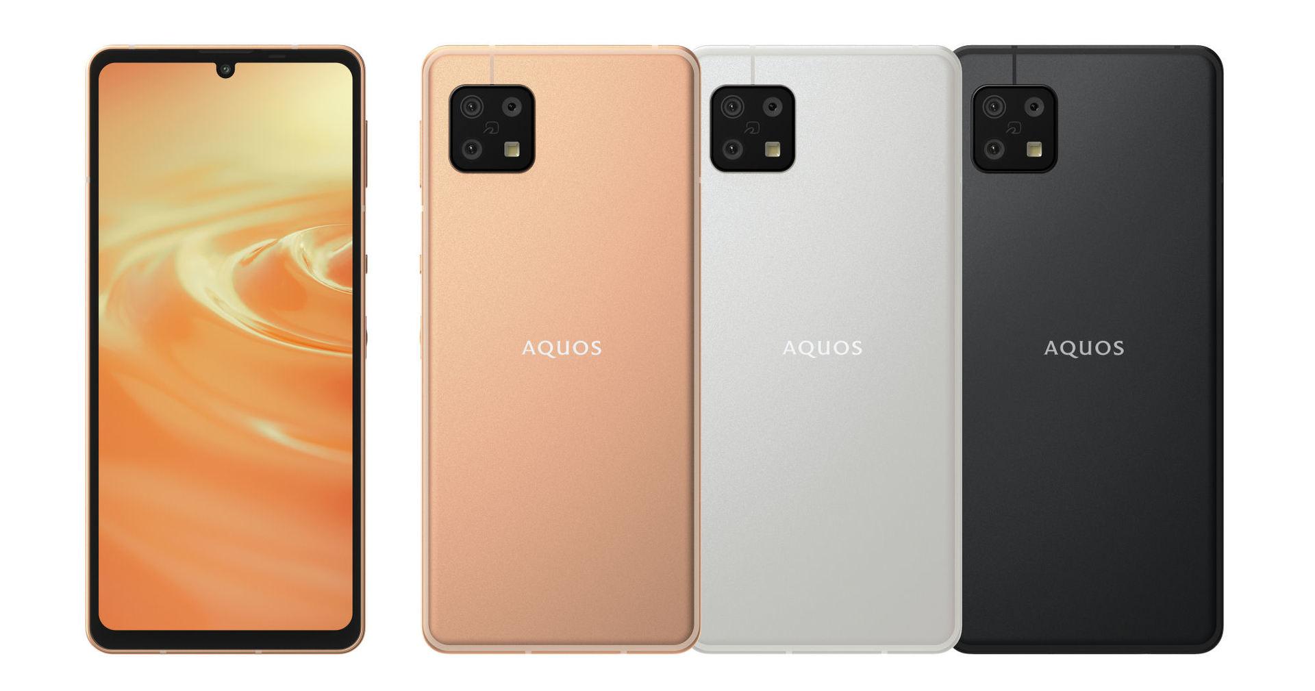 [ITmedia Mobile] シャープが「AQUOS sense6」発表 7.9mmの薄型ボディーにIGZO OLEDを搭載