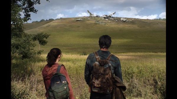HBOドラマ版『The Last of Us』ジョエルとエリーの姿を映した場面写真公開