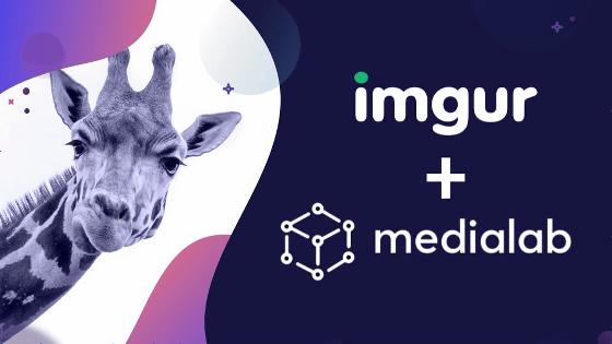 画像共有サービス「Imgur」がインターネットブランド管理企業「MediaLab」に買収されたことを発表