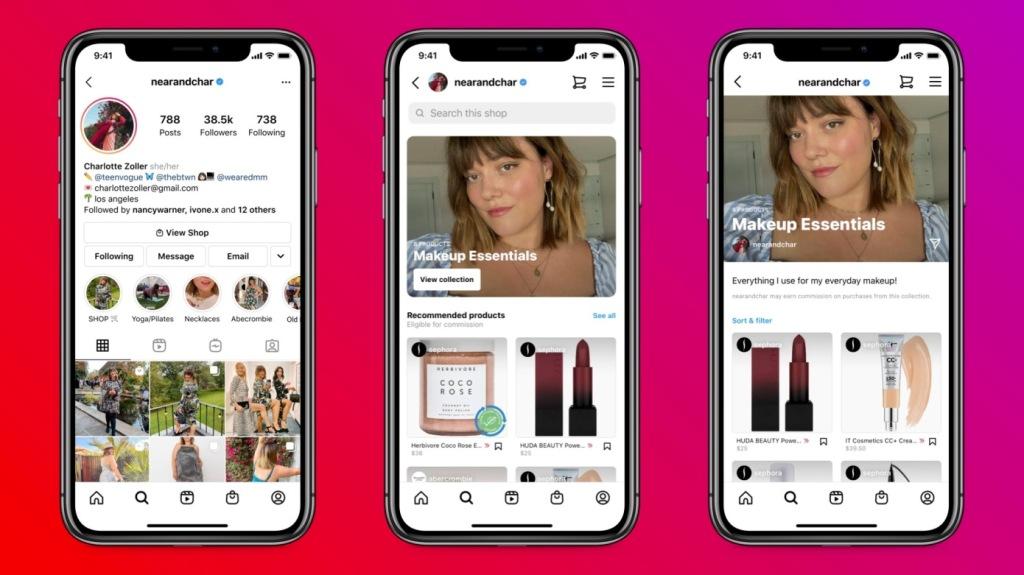 Instagram、クリエイターがブランドとのコラボをするための新ツールを展開