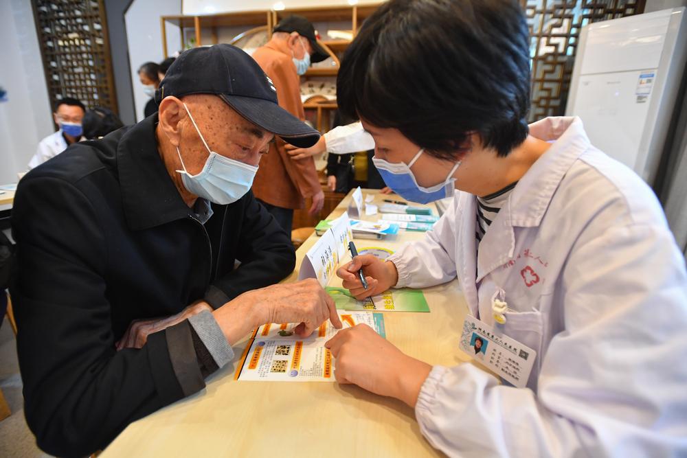 中国、老年人口指数は19・70%