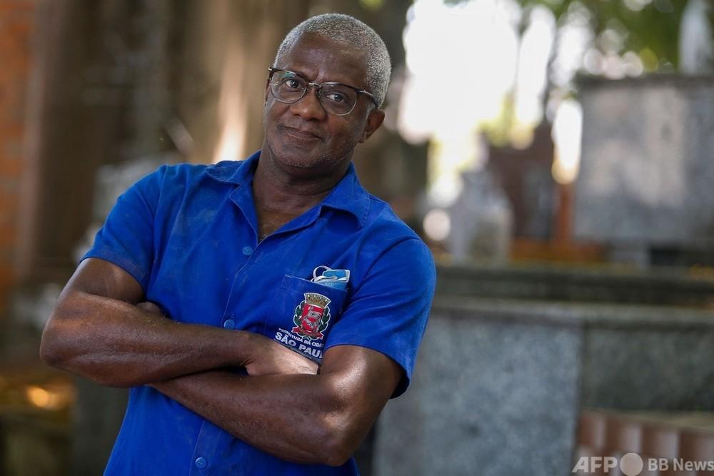 墓掘り人のもう一つの顔は哲学者 ニーチェがコロナ禍の助けに ブラジル