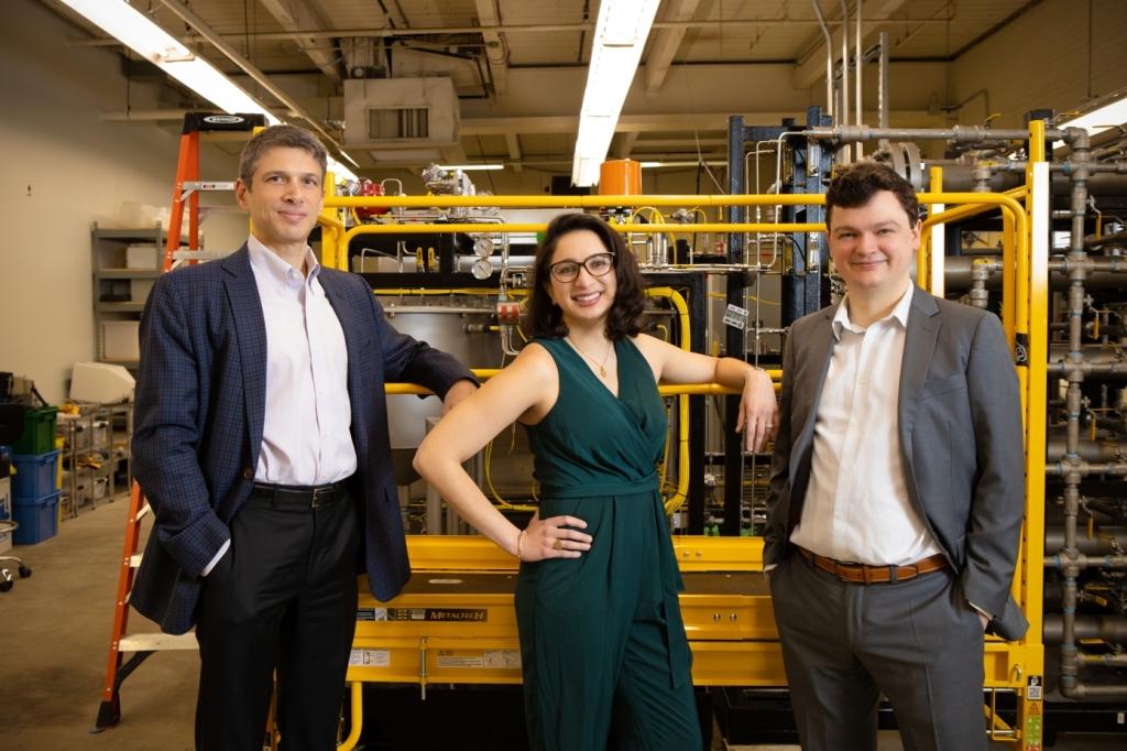 MITの研究室から生まれたVia Separations、ろ過技術で製造業の脱炭素に貢献
